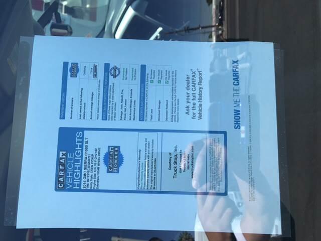 2014 GMC Sierra 1500 4x2 SLT 4dr Crew Cab 6.5 ft. SB - Tucson AZ