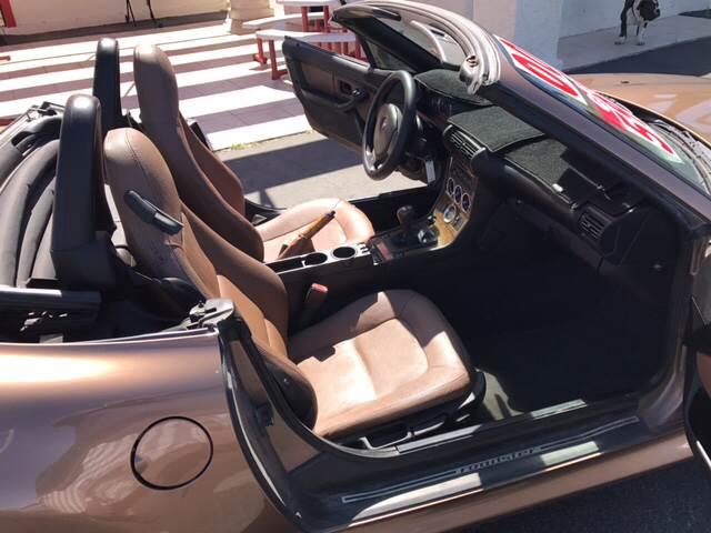 2000 BMW Z3 2.3 2dr Convertible - Tucson AZ