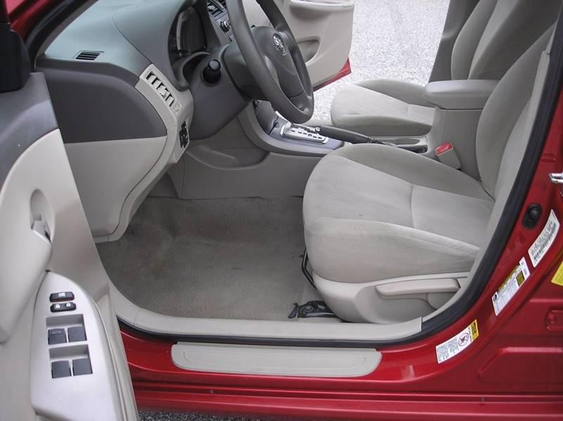 2010 Toyota Corolla LE 4dr Sedan 4A - Forsyth GA