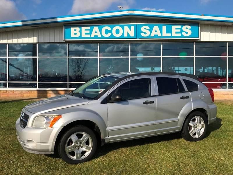 2007 Dodge Caliber for sale at BEACON SALES & SERVICE in Charlotte MI