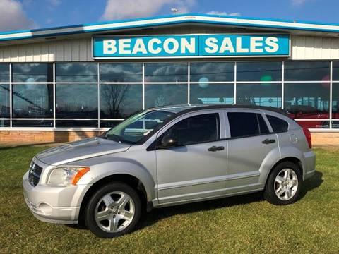2007 Dodge Caliber for sale at BEACON SALES & SERVICE in Charlotte MI