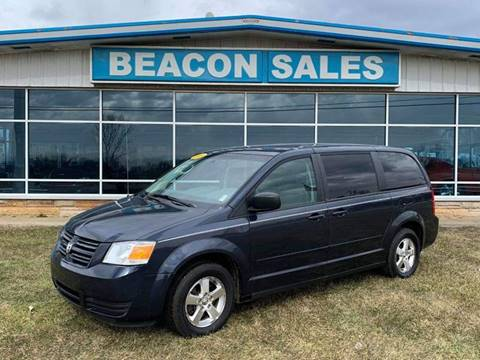 2009 Dodge Grand Caravan for sale at BEACON SALES & SERVICE in Charlotte MI