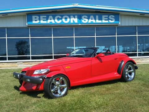 1999 Plymouth Prowler for sale at BEACON SALES & SERVICE in Charlotte MI