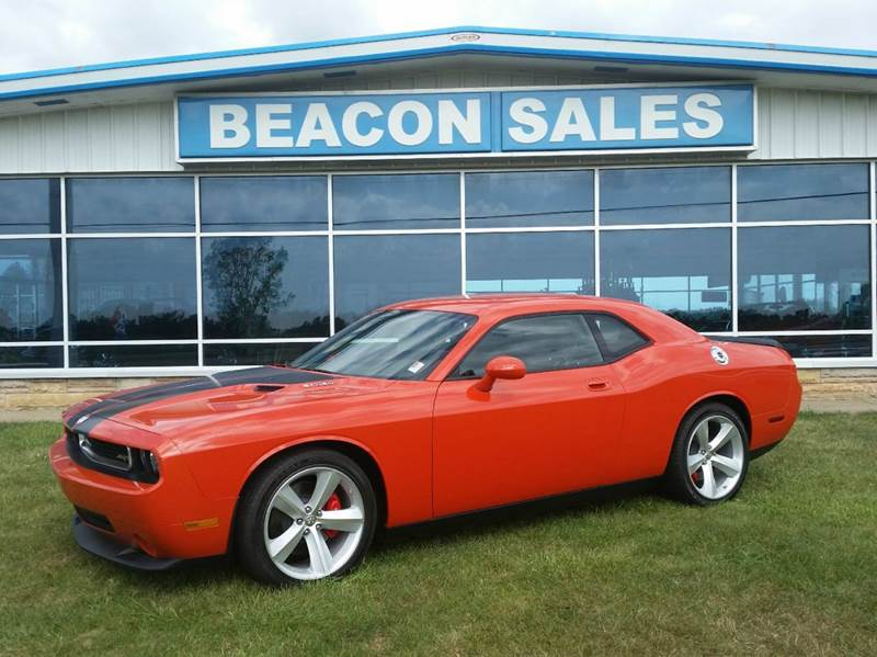 2008 Dodge Challenger Srt8 2dr Coupe In Charlotte Mi Beacon Sales