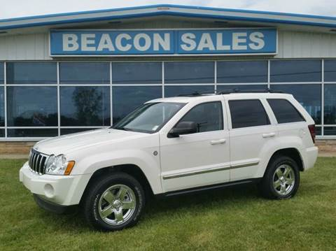 2007 Jeep Grand Cherokee for sale at BEACON SALES & SERVICE in Charlotte MI