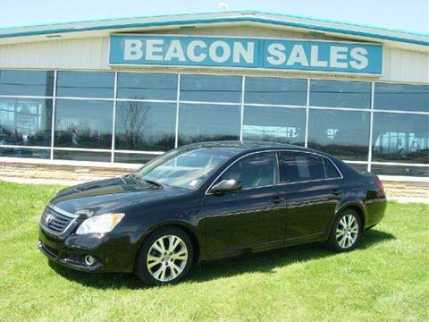 2008 Toyota Avalon for sale at BEACON SALES & SERVICE in Charlotte MI
