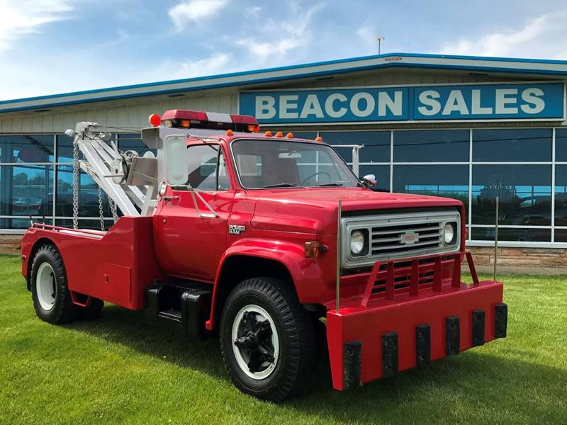 1973 Chevrolet C-60 for sale at BEACON SALES & SERVICE in Charlotte MI