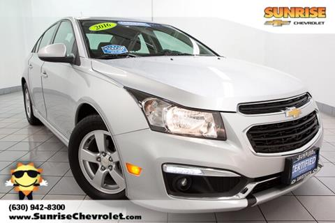 2016 Chevrolet Cruze Limited for sale in Glendale Heights, IL