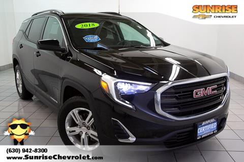 2018 GMC Terrain for sale in Glendale Heights, IL