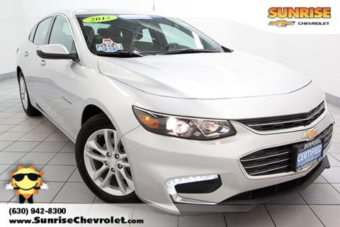 2017 Chevrolet Malibu for sale in Glendale Heights, IL