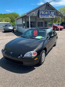 1993 Honda Civic del Sol for sale in Chicopee, MA