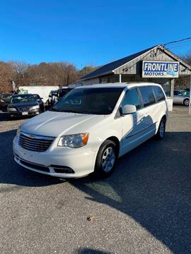 2011 Chrysler Town and Country for sale in Chicopee, MA