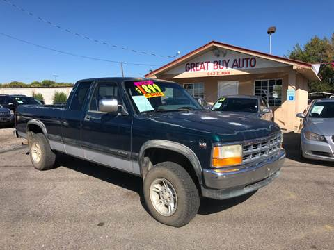 1995 Dodge Dakota for sale in Farmington, NM