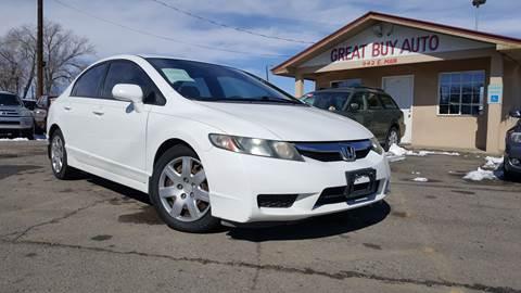 2010 Honda Civic for sale in Farmington, NM