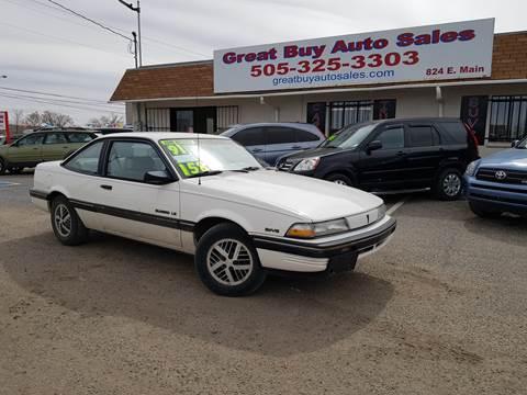 1991 Pontiac Sunbird for sale in Farmington, NM