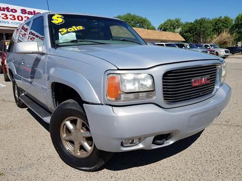 1999 GMC Yukon for sale in Farmington, NM