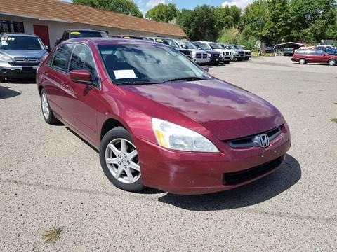 2004 Honda Accord for sale in Farmington, NM