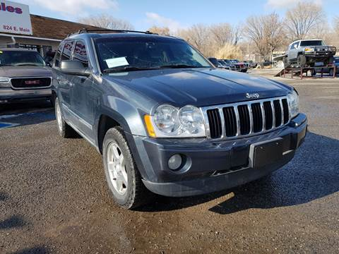2007 Jeep Grand Cherokee for sale at GREAT BUY AUTO SALES in Farmington NM