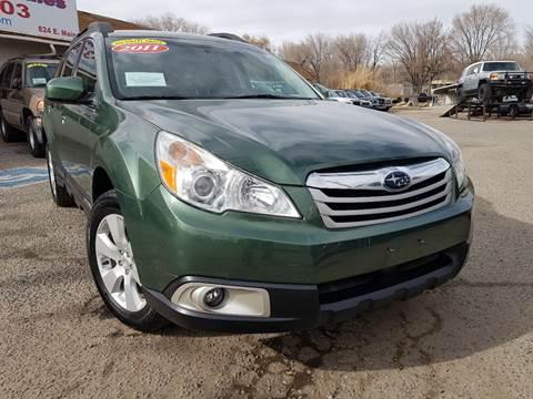 2011 Subaru Outback for sale at GREAT BUY AUTO SALES in Farmington NM