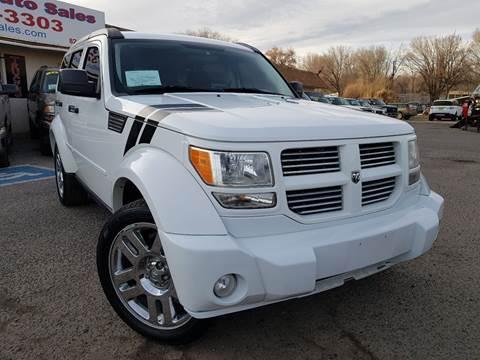 2011 Dodge Nitro for sale at GREAT BUY AUTO SALES in Farmington NM