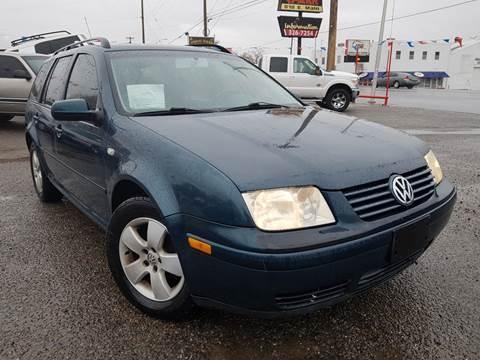 2003 Volkswagen Jetta for sale at GREAT BUY AUTO SALES in Farmington NM