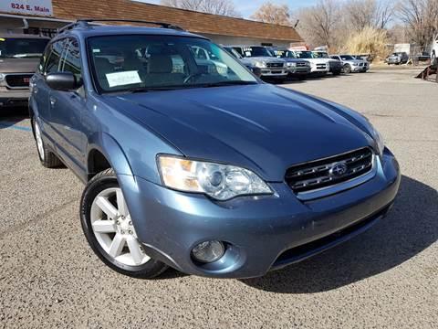 2006 Subaru Outback for sale at GREAT BUY AUTO SALES in Farmington NM