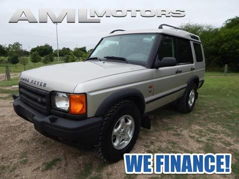 2001 Land Rover Discovery Series II for sale in San Antonio, TX