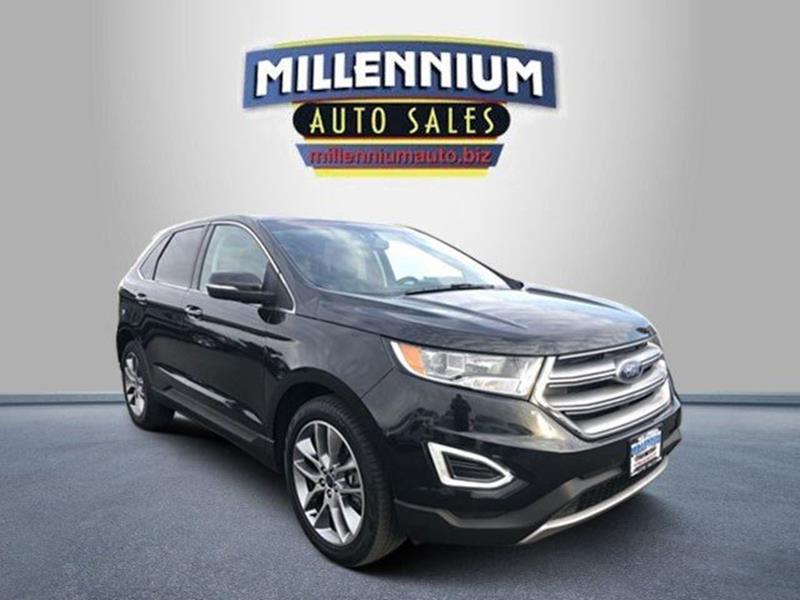 2015 Ford Edge AWD Titanium 4dr Crossover In Kennewick WA ...