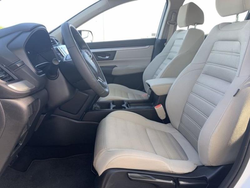 2017 Honda Cr-V AWD LX 4dr SUV In Kennewick WA ...