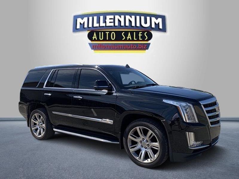 2015 Cadillac Escalade 4x4 Luxury 4dr SUV In Kennewick WA ...