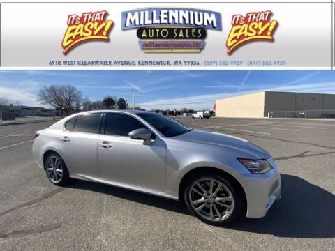 2015 Lexus GS 350 for sale at Millennium Auto Sales in Kennewick WA