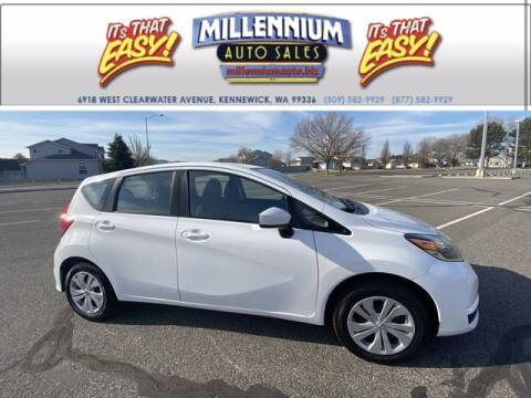 2019 Nissan Versa Note for sale at Millennium Auto Sales in Kennewick WA