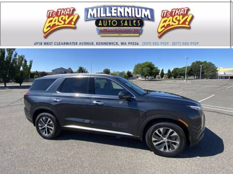 2020 Hyundai Palisade for sale at Millennium Auto Sales in Kennewick WA