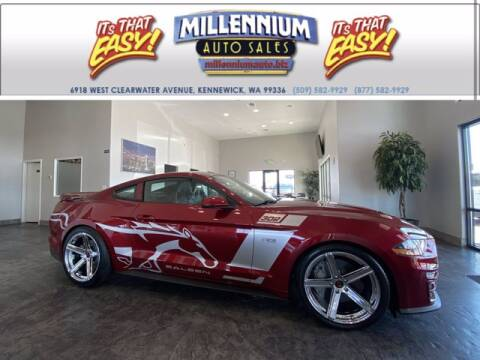 2019 Ford Mustang for sale at Millennium Auto Sales in Kennewick WA