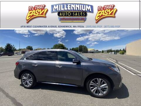 2018 Acura MDX for sale at Millennium Auto Sales in Kennewick WA
