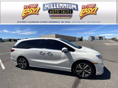 2019 Honda Odyssey for sale at Millennium Auto Sales in Kennewick WA