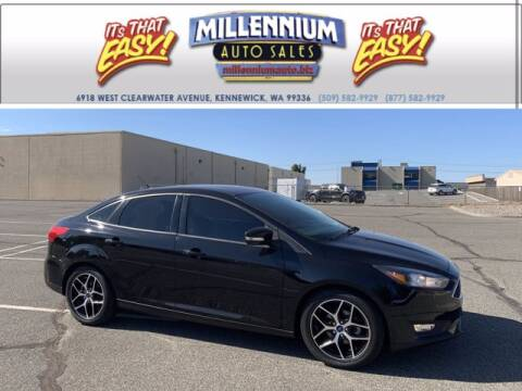 2018 Ford Focus for sale at Millennium Auto Sales in Kennewick WA