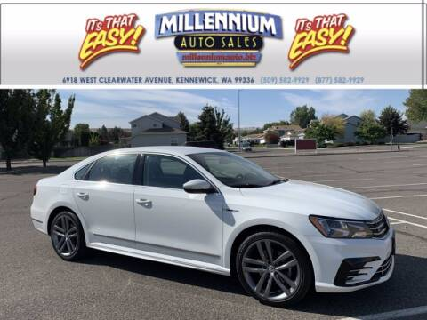 2017 Volkswagen Passat for sale at Millennium Auto Sales in Kennewick WA