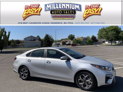 2020 Kia Forte for sale at Millennium Auto Sales in Kennewick WA