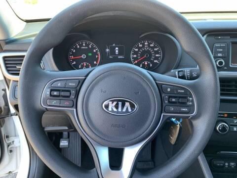 2017 Kia Optima