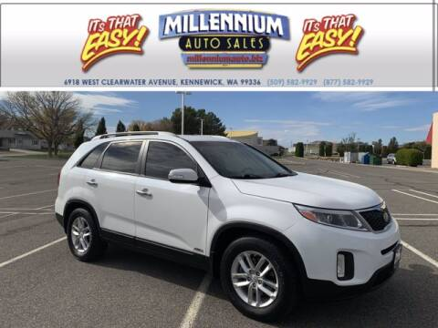 2015 Kia Sorento for sale at Millennium Auto Sales in Kennewick WA