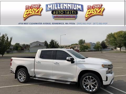 2019 Chevrolet Silverado 1500 for sale at Millennium Auto Sales in Kennewick WA