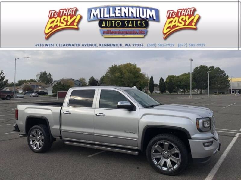 2018 GMC Sierra 1500 for sale at Millennium Auto Sales in Kennewick WA