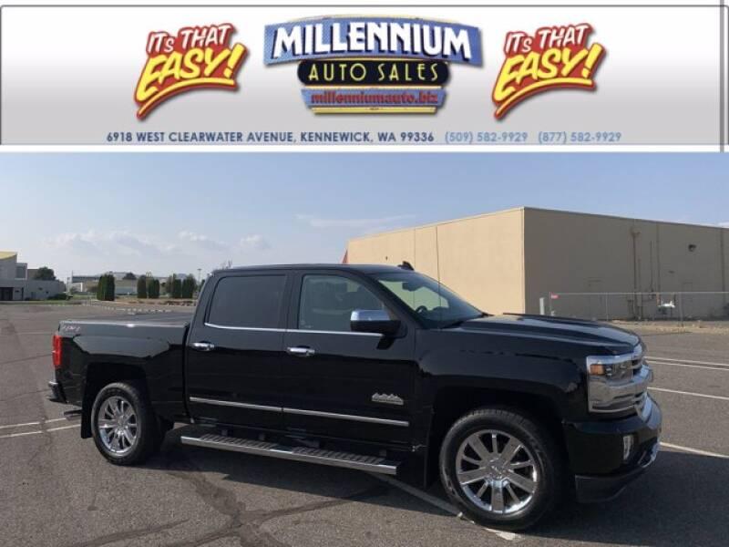 2018 Chevrolet Silverado 1500 for sale at Millennium Auto Sales in Kennewick WA