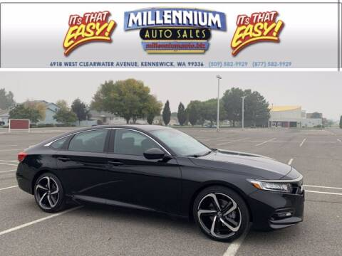 2019 Honda Accord for sale at Millennium Auto Sales in Kennewick WA