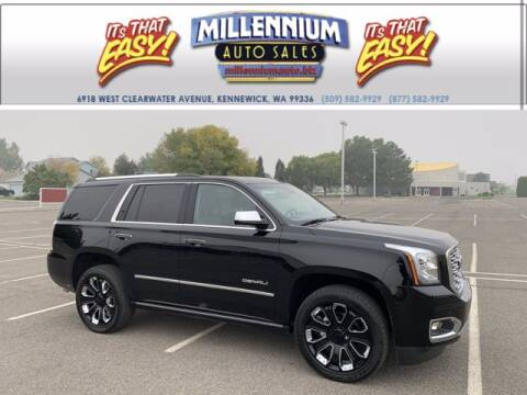 2019 GMC Yukon for sale at Millennium Auto Sales in Kennewick WA
