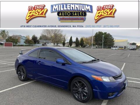 2007 Honda Civic for sale at Millennium Auto Sales in Kennewick WA