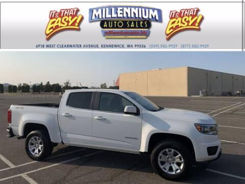 2019 Chevrolet Colorado for sale at Millennium Auto Sales in Kennewick WA