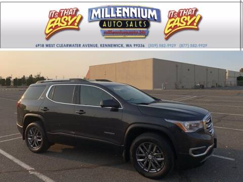 2017 GMC Acadia for sale at Millennium Auto Sales in Kennewick WA