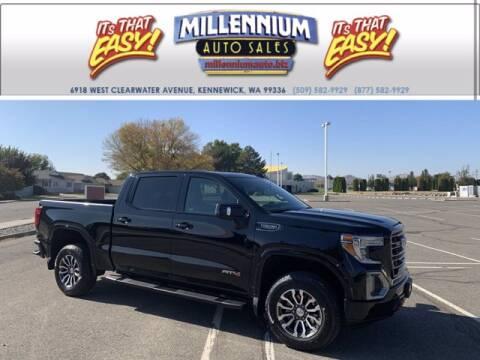 2019 GMC Sierra 1500 for sale at Millennium Auto Sales in Kennewick WA